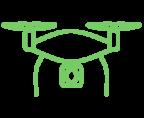 Inwentaryzacje i inspekcje z wykorzystaniem dronów